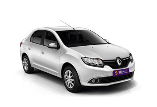 Renault Symbol o similar (Pta. Arenas)